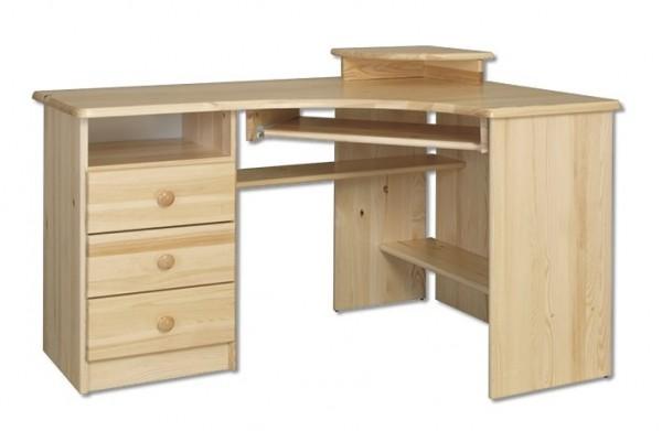 Pracovní, psací stoly a PC stoly