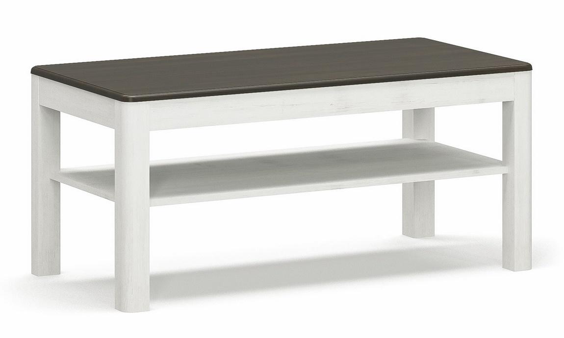 Konferenční stolek CASA 97021 borovice anderson/wenge