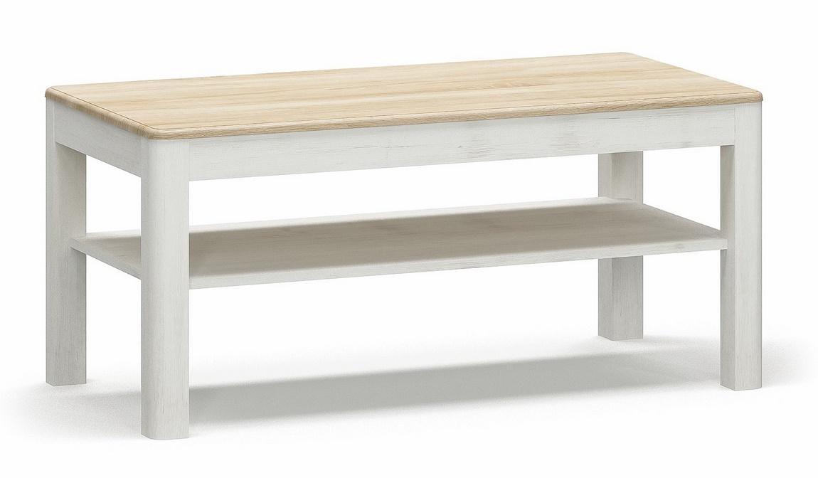 Konferenční stolek MADRYD borovice anderson/dub sonoma