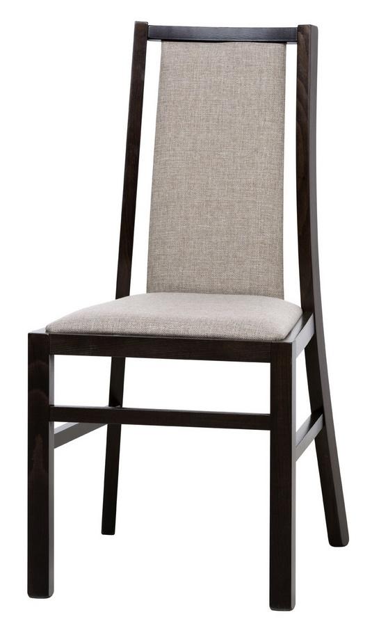 Jídelní čalouněná židle VOLANO 111 wenge