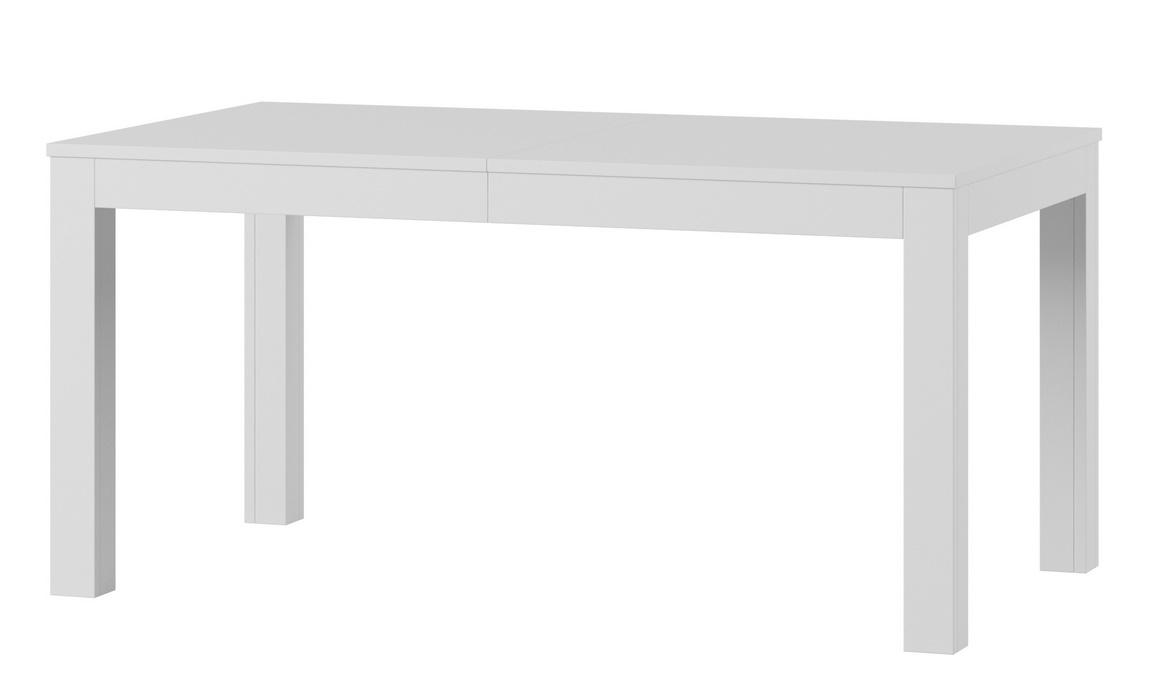 Jídelní stůl rozkládací SICILIA bílá mat