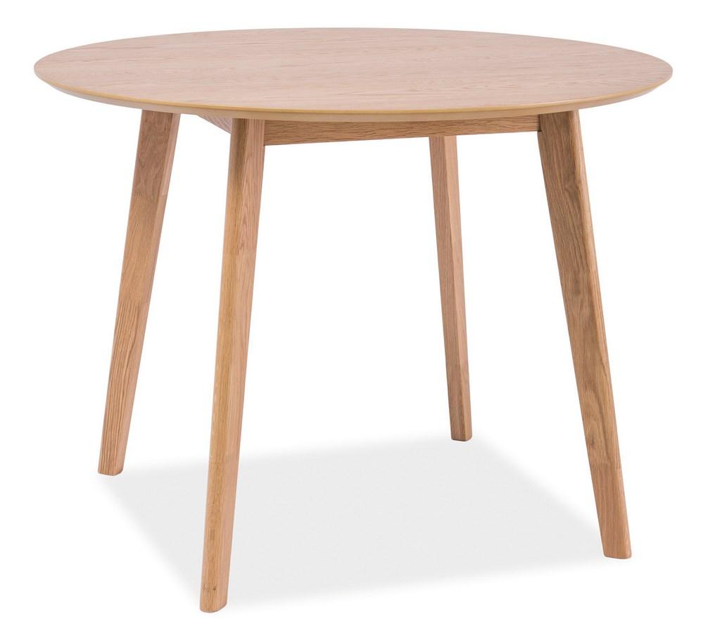 Jídelní stůl MOSSO II 90 dub