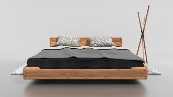 Dřevěná Postel Kobi