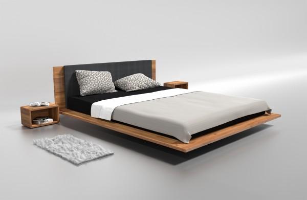 Dřevěná Postel Kuzimo