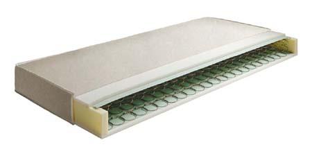 DOLMAR pružinová matrace 80x200 cm