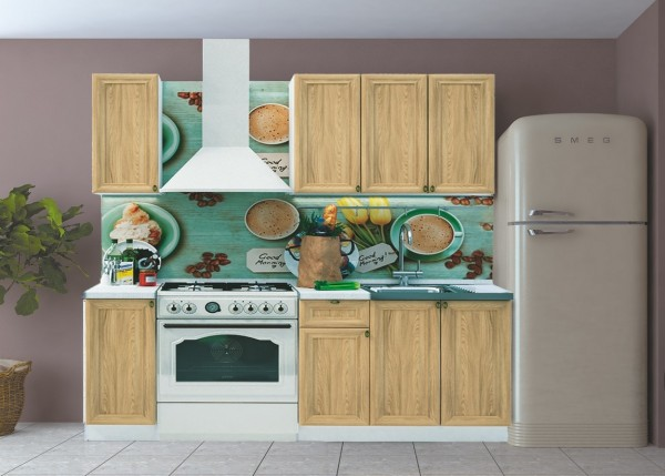 Kuchyně SOFIA 120 bk/gloster