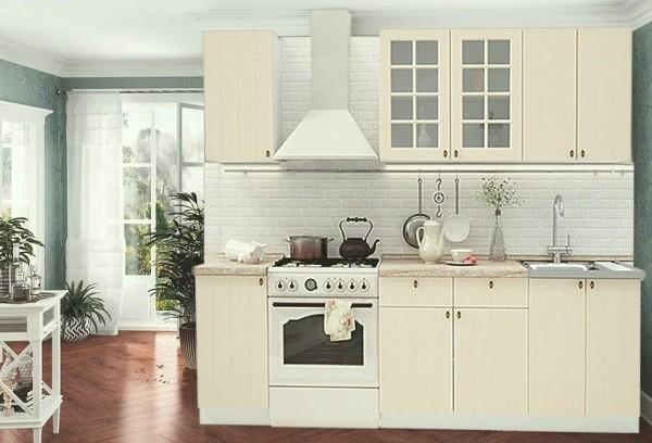 Kuchyně PROVENCE 180 vanilka