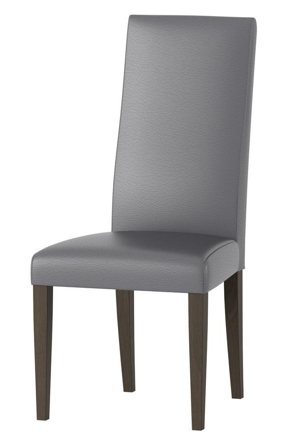 Jídelní čalouněná židle VOLANO 141 wenge