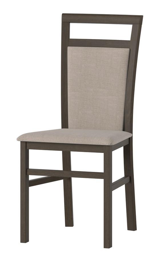 Čalouněná židle LUSIA 101 wenge