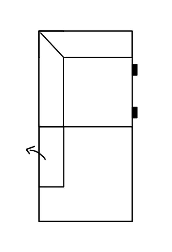 Segment otoman s ÚP SELECT levý, látky A1