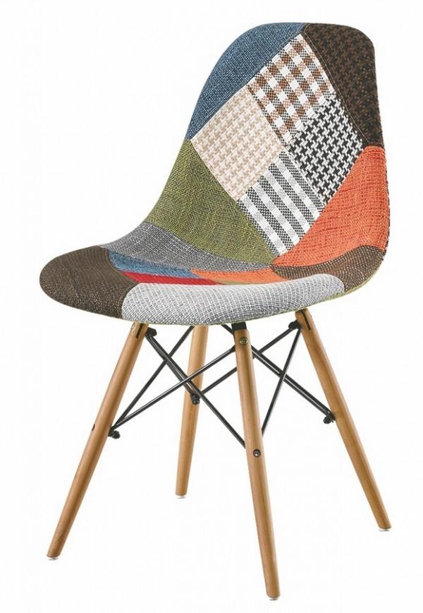 Jídelní židle PATTY buk/patchwork