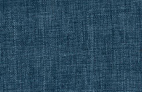 Taburet CUBIX II modrá látka