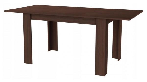 Jídelní stůl rozkládací MANGA 120(170)x80 wenge