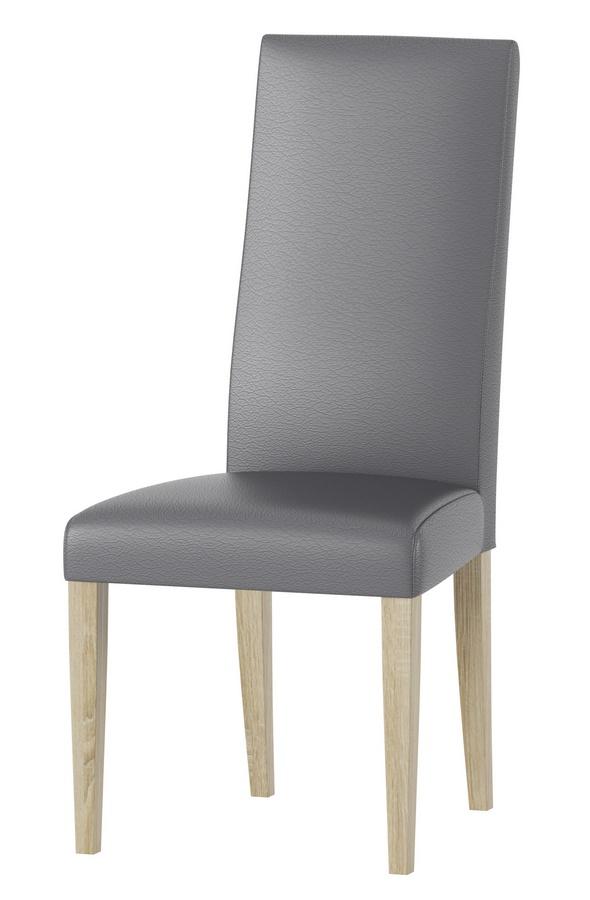 Jídelní čalouněná židle VOLANO 141 sonoma