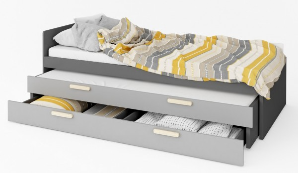 Dolní postel se zásuvkou POK II PO-14