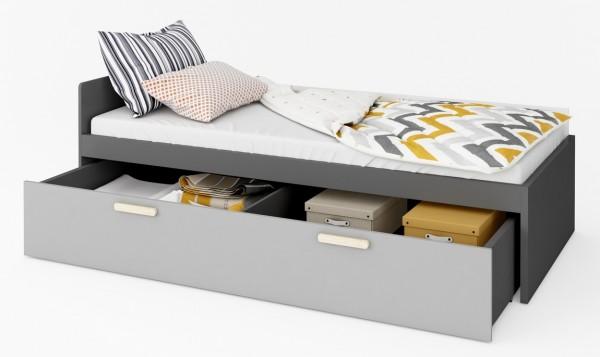 Horní postel 90x200 cm POK II PO-13
