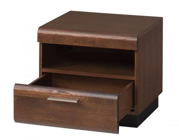 Noční stolek PORTI P-79 dub antický
