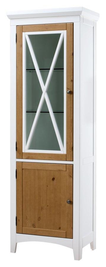 Vitrína 2-dveřová levá AVIGNON 10