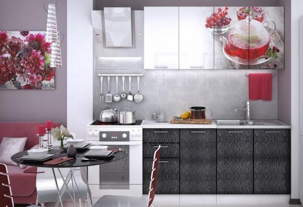Kuchyně VALERIA ART 160 Teapot/rain