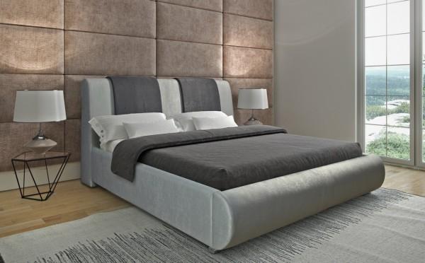 Čalouněná postel PLATINUM 160 výběr látek