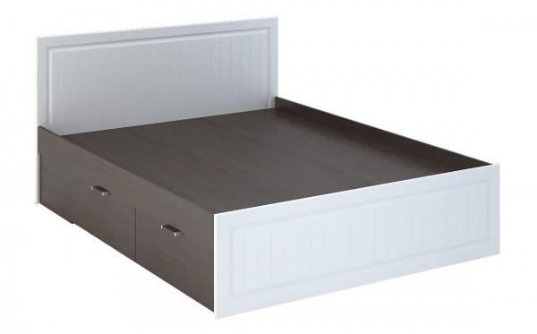 PRAGA KP-903 postel 160 se zásuvkami
