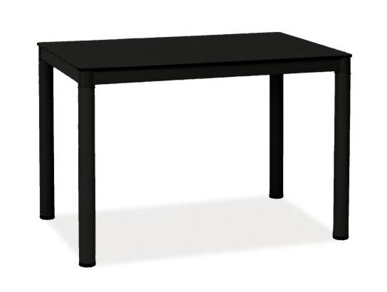 Jídelní stůl GALANT černý 60x100