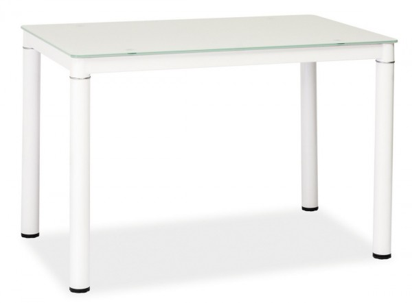 Jídelní stůl GALANT bílý 60x100