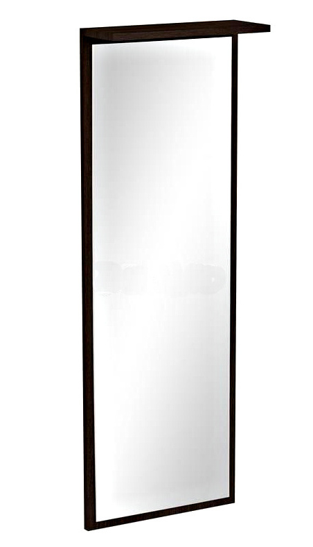 Zrcadlo 3P-100 k předsíni MÁŠENKA wenge
