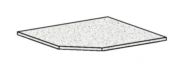 Kuchyňská pracovní deska 89,2x89,2 cm antares