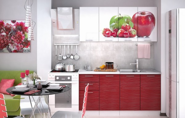 Kuchyně VALERIA ART 160 Apple