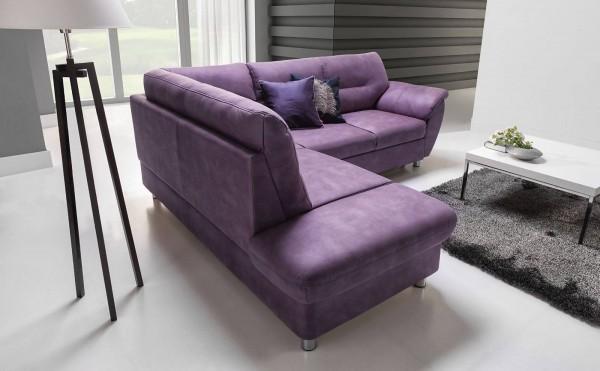Pohodlná rohová sedací souprava Roxy o velikosti 240x265x87 cm